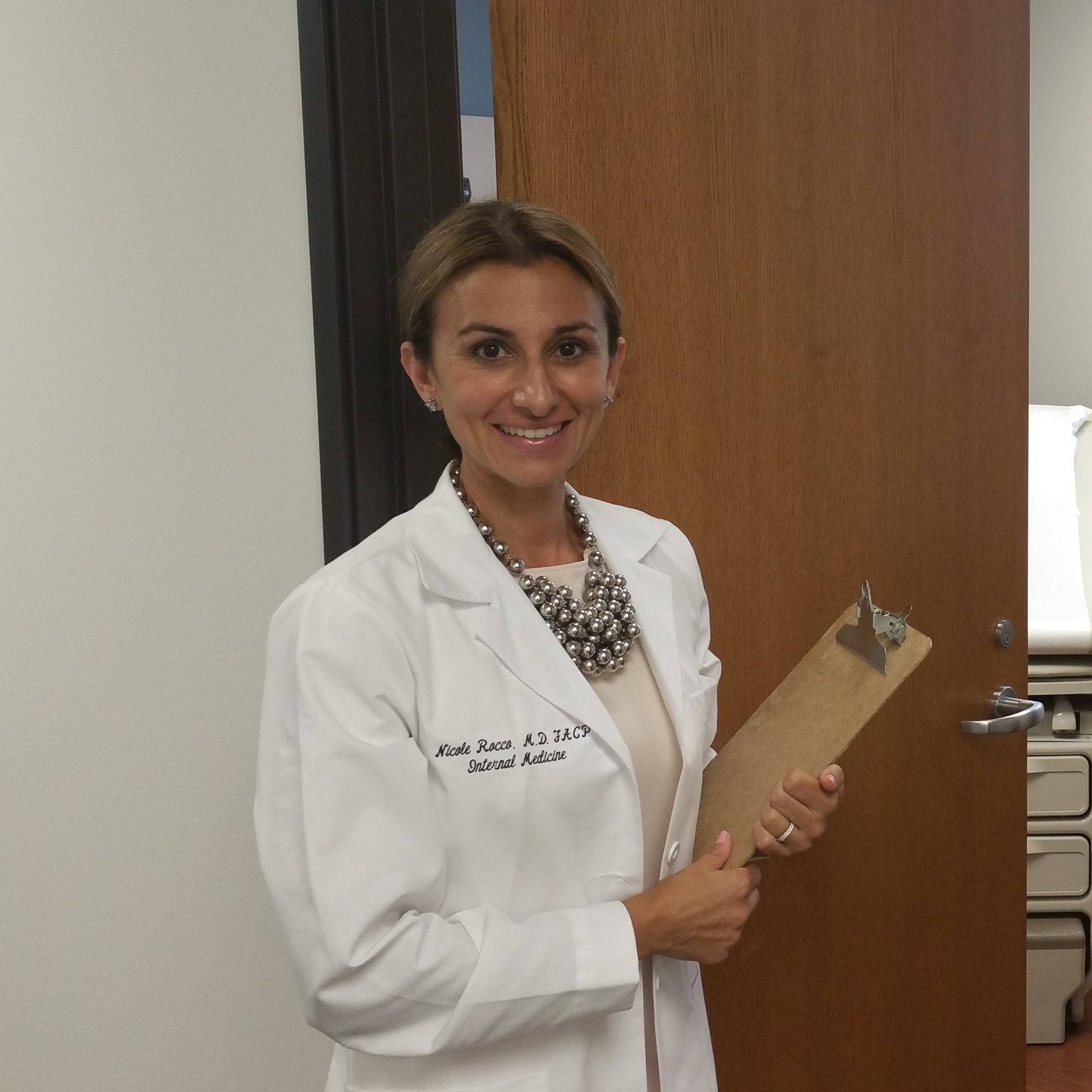 Welcome Nicole Rocco, MD, F.A.C.P
